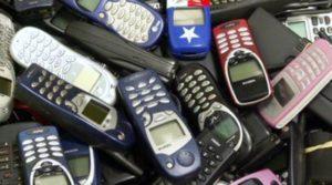 Cellulare per beneficenza AICO