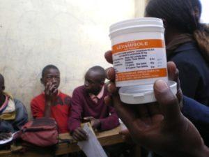 vaccinazione AICO in Kenya